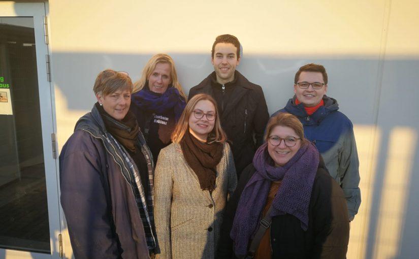 Zusammenarbeit mit dem Koblenzer Tierheim