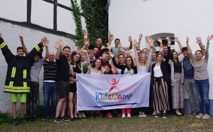 Vorbereitungswochende für das KidsCamp 2019